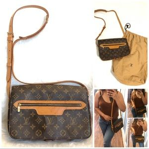 Authentic Louis Vuitton St Saint Germain Monogram